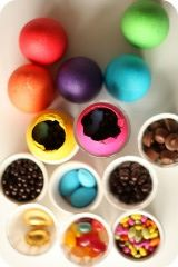 easter eggs surprise eggs