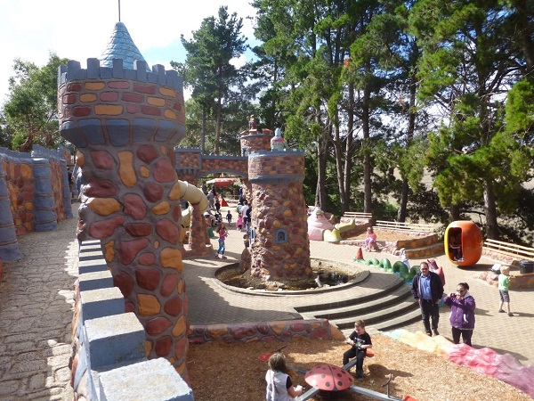 fairy park camelot playground