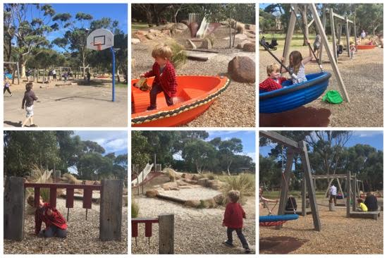 flinders playground mornington peninsula