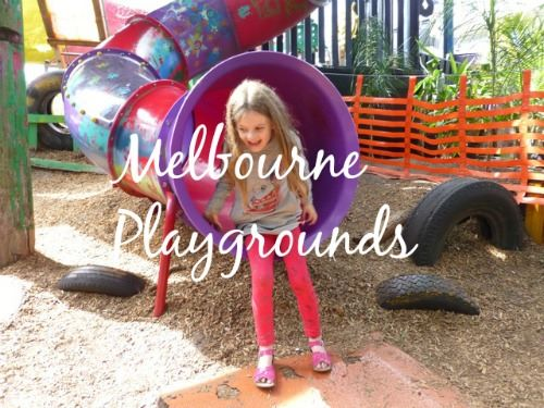 melbourne playgrounds victoria parks