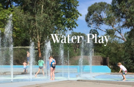 melbourne water play