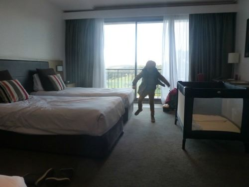 novotel creswick forest resort room