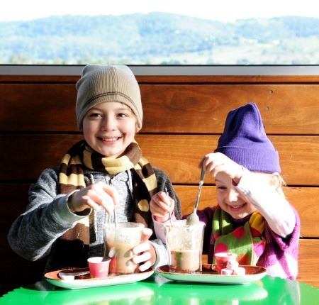yarra valley chocolaterie hot chocolate festival kids